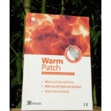 WARM PATCH CEROTTO 30PZ Cerotti Omeopatici