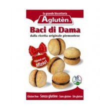 AGLUTEN BACI DI DAMA 100G Dolci senza glutine