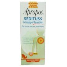 APROPOS SEDITUSS SCIROPPO BAMBINI 210G Difese immunitarie