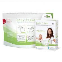 ARDO EASY CLEAN MICROONDE 5 PEZZI Accessori per allattamento