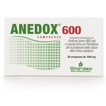 Anedox 600 30 Compresse Anti age