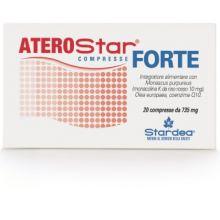Aterostar Forte 20 Capsule Tonici e per la memoria
