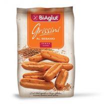 BIAGLUT GRISSINI SESAMO 150G Altri alimenti senza glutine