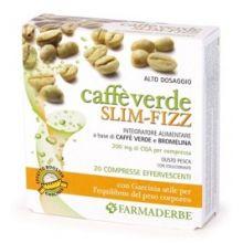 CAFFE' VERDE SLIM-FIZZ  20 COMPRESSE Controllo del peso