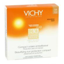 CAPITAL SOLEIL VICHY FONDOTINTA COMPATTO FONCE SPF30 10G Creme solari viso