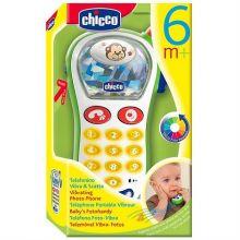 CHICCO GIOCO TELEFONO VIBRA E SCATTA 6M+ Giochi per neonati e bambini
