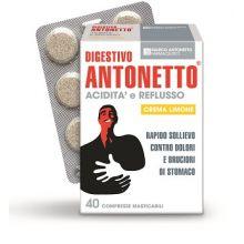 DIGESTIVO ANTONETTO A/R LIMONE Regolarità intestinale e problemi di stomaco