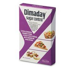 Dimaday Sugar Control 30 Compresse Controllo del peso