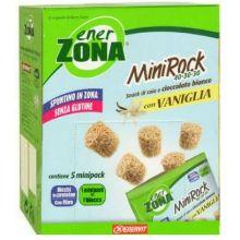 ENERZONA MINIROCK 40-30-30 GUSTO VANIGLIA 5 MINIPACK DA 24G Alimenti sostitutivi