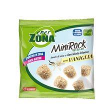 ENERZONA MINIROCK 40-30-30 GUSTO VANIGLIA  UN MINIPACK DA 24G Alimenti sostitutivi