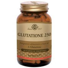GLUTATIONE 250 30CPS VEG Antiossidanti