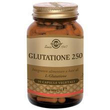 Glutatione 250 30 Capsule Vegetali  Antiossidanti