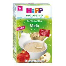 HIPP BIO PAPPA LATTEA CON MELA 250G Pappa lattea e farina lattea