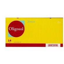 LABCATAL OLIGOSOL  ZINCO 14 FIALE 2ML Oligoterapia