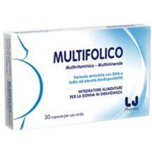 MULTIFOLICO 30CPS Integratori per gravidanza e allattamento
