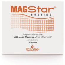 Magstar 20 Bustine Da 3,5g Integratori Sali Minerali