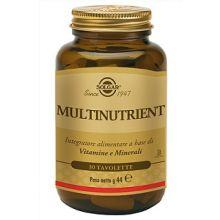 Multinutrient Solgar 30 Tavolette Vitamine