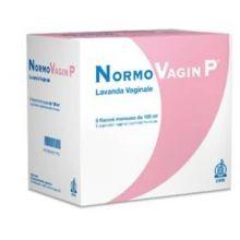 NORMOVAGIN P 5FLACONI 100ML+5CANNULE VAGINALI Lavande vaginali