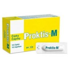 PROKTIS-M SUPPOSTE 10PZ 2G Prodotti per emorroidi