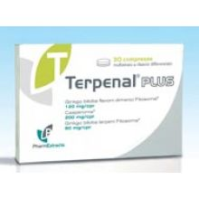 TERPENAL PLUS 30CPR Cellulite