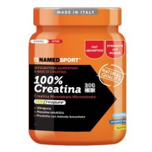 100% Creatina Named Sport 500g Creatina e carnitina