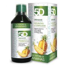 5D Sleeverato Ananas 500ml Polivalenti e altri