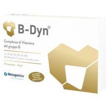 B-Dyn 30 Compresse Tonici e per la memoria