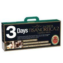 BAULETTO 3 DAYS DIETA TISANOREICA 2 BM Alimenti sostitutivi