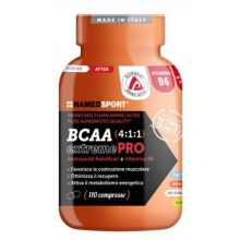 BCAA 4:1:1 ExtremePRO Named Sport 110 Compresse Proteine e aminoacidi