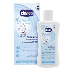 CHICCO COSMETICI NATURAL SENSATION SHAMPOO DA 0M+ 200ML Detergenti per neonati e bambini