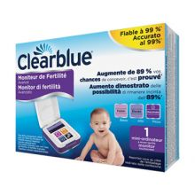 CLEARBLUE FERTILITA' MONITOR Test ovulazione