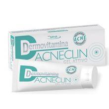 DERMOVITAMINA ACNECLIN GEL ATTIVO 40ML Brufoli e acne