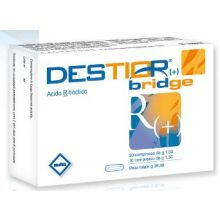 DESTIOR BRIDGE 30 COMPRESSE DA 1,02G Antiossidanti