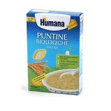 HUMANA PUNTINE BIOLOGICHE PASTINA 320G Pasta per bambini e semolini
