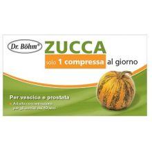 Kurbis Zucca Dr Bohm 30 compresse Prostata e Riproduzione Maschile