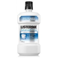LISTERINE ADVANCE WHITE COLLUTORIO 250ML Colluttori, spray e gel gengivali