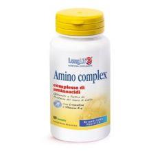LONGLIFE AMINO COMPLEX 60TAV Alimentazione e integratori