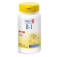 LONGLIFE B1 50 100CPR Vitamina B