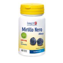 LONGLIFE MIRTILLO NERO 60CPS Per la vista