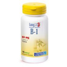 Longlife B1 100 compresse Vitamina B