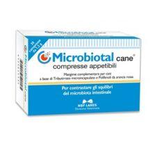 Microbiotal Cane 30 Compresse Appetibili Integratori per cani