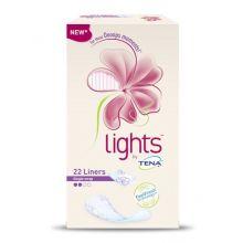 Proteggi Slip Lights By Tena Normal Ripiegati 22 pezzi Salvaslip