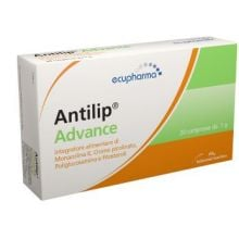 ANTILIP ADVANCE 20CPR Colesterolo e circolazione
