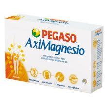 AXIMAGNESIO 40 COMPRESSE Magnesio e zinco