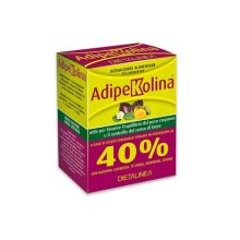 Adipekolina 24 Compresse Controllo del peso