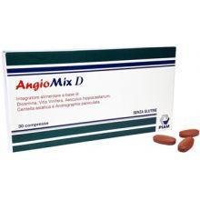 Angiomix D 30 Compresse Colesterolo e circolazione