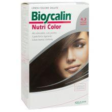 BIOSCALIN NUTRICOLOR 4.3 CASTANO DORATO Tinte per capelli