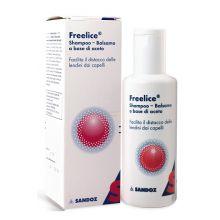 FREELICE SHAMPOO BALSAMO 120ML Shampoo capelli secchi e normali