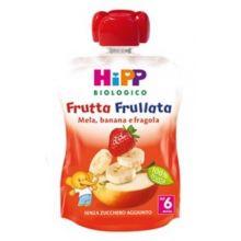 HIPP BIO FRUTTA FRULL ME/BA/FR Succhi di frutta per bambini