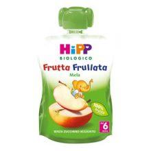 HIPP BIO FRUTTA FRULL MELA 90G Succhi di frutta per bambini